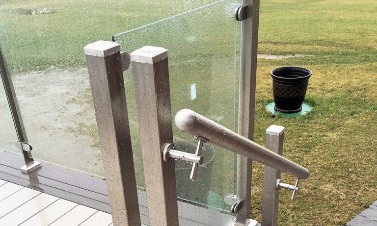 InvisiRail secondary handrail